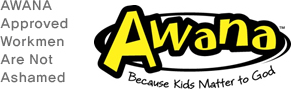 [Awana-Because kids Matter to God]-AWANA, Approved, Workmen, Are Not, Ashamed